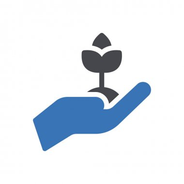 Plant Icon for website design and desktop envelopment, development. premium pack icon