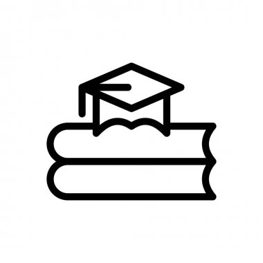 Book Icon for website design and desktop envelopment, development. premium pack icon