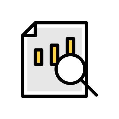 Search Icon for website design and desktop envelopment, development. premium pack icon