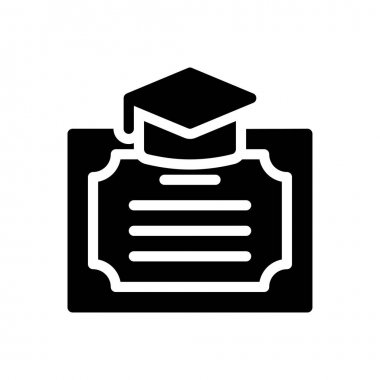 Certified  Icon for website design and desktop envelopment, development. premium pack icon