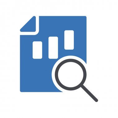 Graph Icon for website design and desktop envelopment, development. premium pack icon