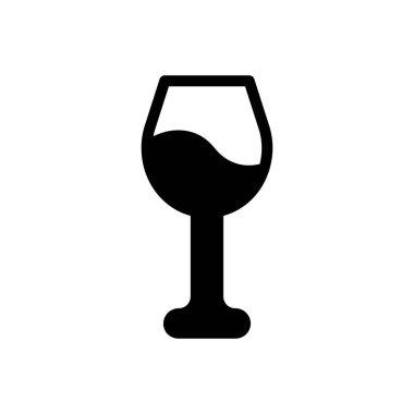 Champagne Icon for website design and desktop envelopment, development. premium pack icon