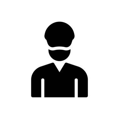 Police Icon for website design and desktop envelopment, development. premium pack icon