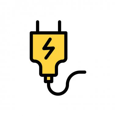 Charger Icon for website design and desktop envelopment, development. premium pack. icon
