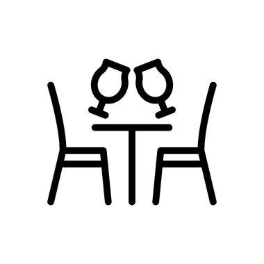 Restaurant drink Icon for website design and desktop envelopment, development. premium pack. icon