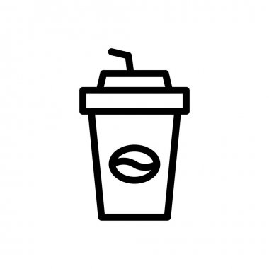Coffee cup Icon for website design and desktop envelopment, development. premium pack. icon