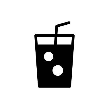 Soda Icon for website design and desktop envelopment, development. premium pack. icon