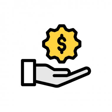 Project Icon for website design and desktop envelopment, development. premium pack. icon