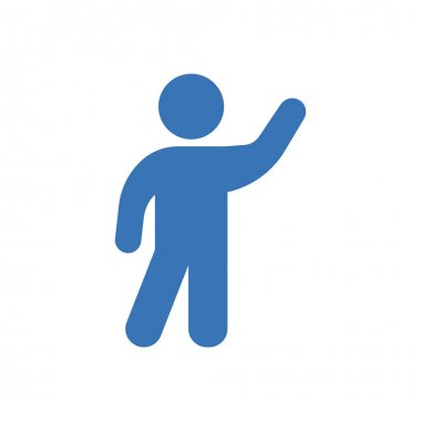 Man sign Icon for website design and desktop envelopment, development. premium pack. icon
