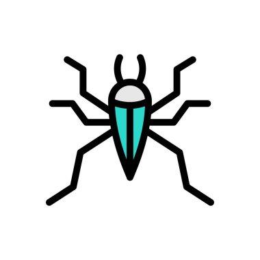 Ant  Icon for website design and desktop envelopment, development. premium pack. icon
