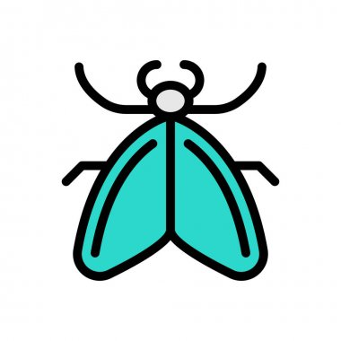 Butterfly Icon for website design and desktop envelopment, development. premium pack. icon