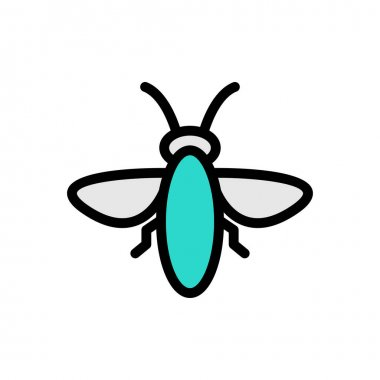 Mosquito Icon for website design and desktop envelopment, development. premium pack. icon