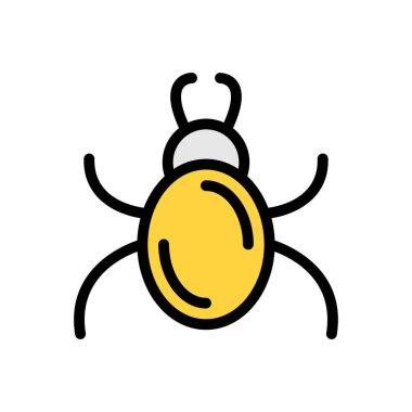 Insect Icon for website design and desktop envelopment, development. premium pack. icon