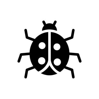 Ladybird Icon for website design and desktop envelopment, development. premium pack. icon