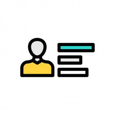 User performance Icon for website design and desktop envelopment, development. premium pack. icon