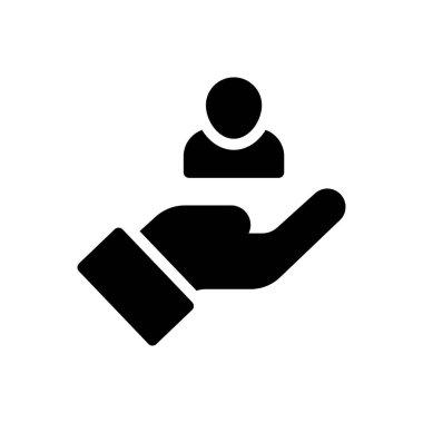 User secure Icon for website design and desktop envelopment, development. premium pack. icon