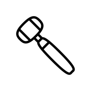 Hammer  Icon for website design and desktop envelopment, development. premium pack. icon