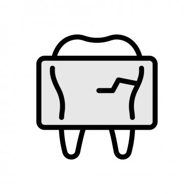 Broken Icon for website design and desktop envelopment, development. premium pack. icon