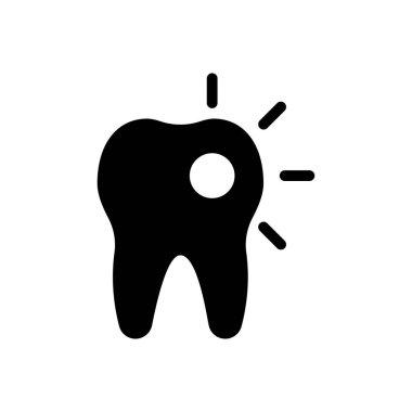 Cavity  Icon for website design and desktop envelopment, development. premium pack. icon