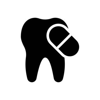 Pills Icon for website design and desktop envelopment, development. premium pack. icon