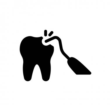 Dentist  Icon for website design and desktop envelopment, development. premium pack. icon