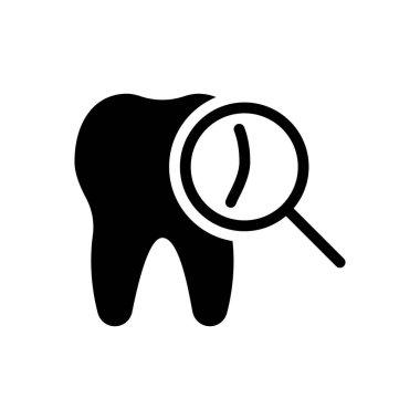 Magnifier  Icon for website design and desktop envelopment, development. premium pack. icon