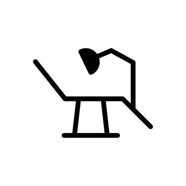 Bed Icon for website design and desktop envelopment, development. premium pack. icon