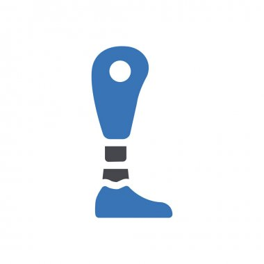Foot  Icon for website design and desktop envelopment, development. premium pack. icon