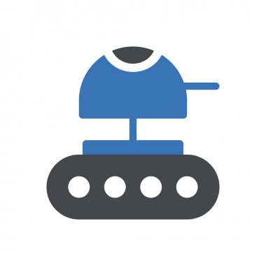 Robot  Icon for website design and desktop envelopment, development. premium pack. icon