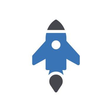 Boost  Icon for website design and desktop envelopment, development. premium pack. icon