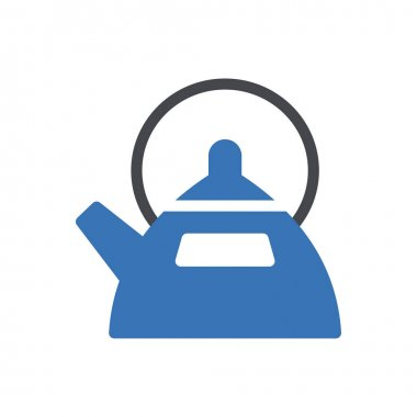 Kettle  Icon for website design and desktop envelopment, development. premium pack. icon