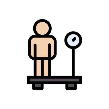 Weight  Icon for website design and desktop envelopment, development. premium pack. icon