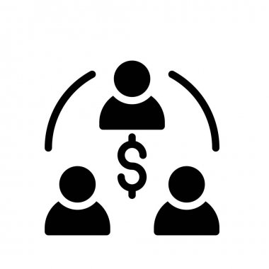 Customer  Icon for website design and desktop envelopment, development. premium pack. icon