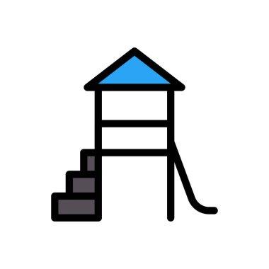 Slide  Icon for website design and desktop envelopment, development. premium pack. icon