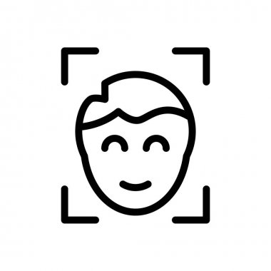 Scanning Icon for website design and desktop envelopment, development. premium pack. icon