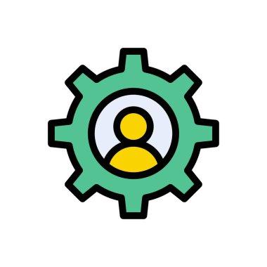 Avater Icon for website design and desktop envelopment, development. premium pack. icon