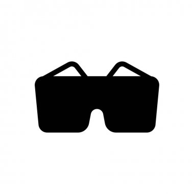 Goggles Icon for website design and desktop envelopment, development. premium pack. icon