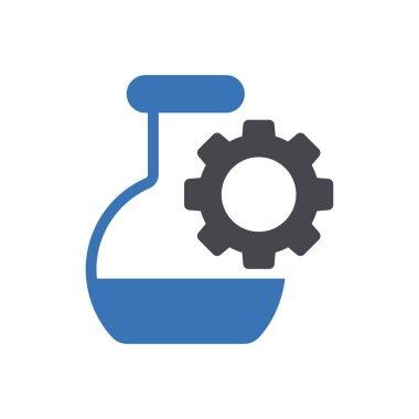 Flask Icon for website design and desktop envelopment, development. premium pack. icon