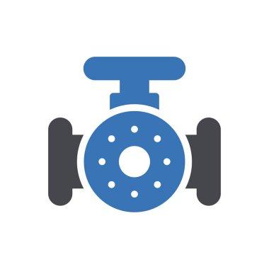 Pipeline Icon for website design and desktop envelopment, development. premium pack. icon