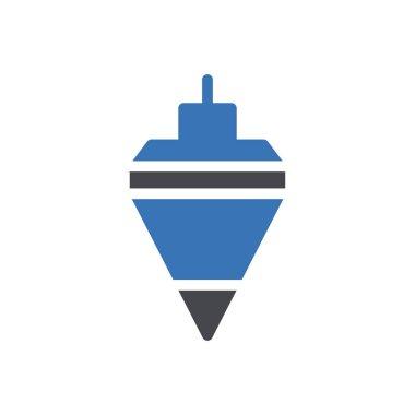 Pendulum Icon for website design and desktop envelopment, development. premium pack. icon