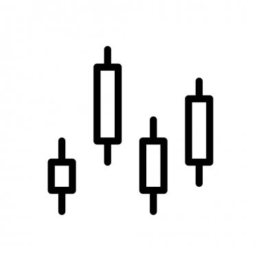 Graph Icon for website design and desktop envelopment, development. premium pack. icon