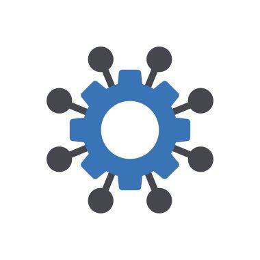 Engineering Icon for website design and desktop envelopment, development. premium pack. icon