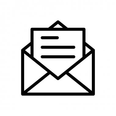 Message Icon for website design and desktop envelopment, development. premium pack. icon