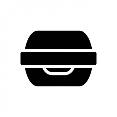Lunchbox Icon for website design and desktop envelopment, development. premium pack. icon