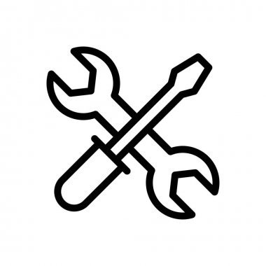 Fix Icon for website design and desktop envelopment, development. premium pack. icon