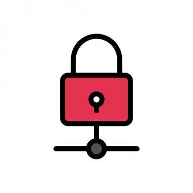 Proection  Icon for website design and desktop envelopment, development. premium pack. icon