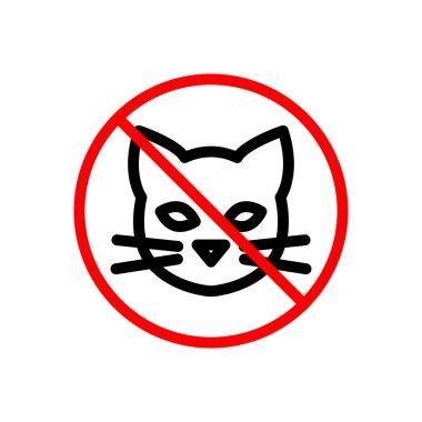 Not allowed Icon for website design and desktop envelopment, development. premium pack. icon