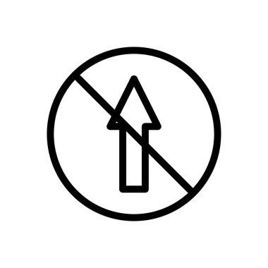 Stop Icon for website design and desktop envelopment, development. premium pack. icon