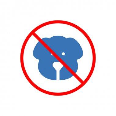 Restricted Icon for website design and desktop envelopment, development. premium pack. icon