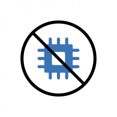 Banned Icon for website design and desktop envelopment, development. premium pack. icon
